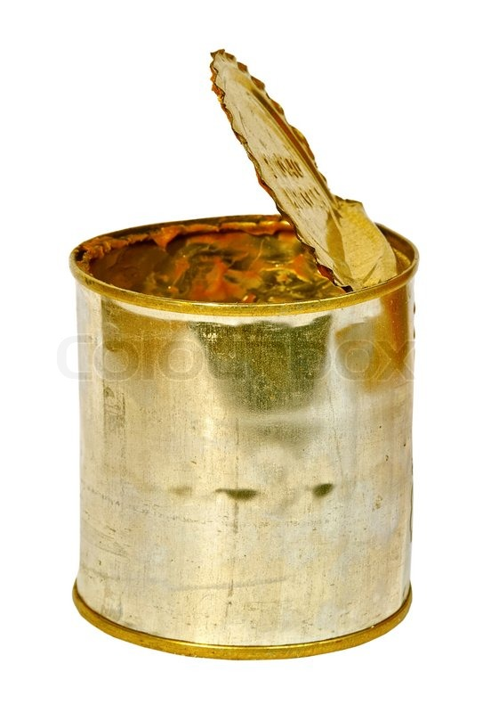 Rusty Canned Food