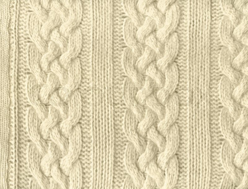 1fd67ea4494 Close-up of a piece of knit fabric | Stock image | Colourbox
