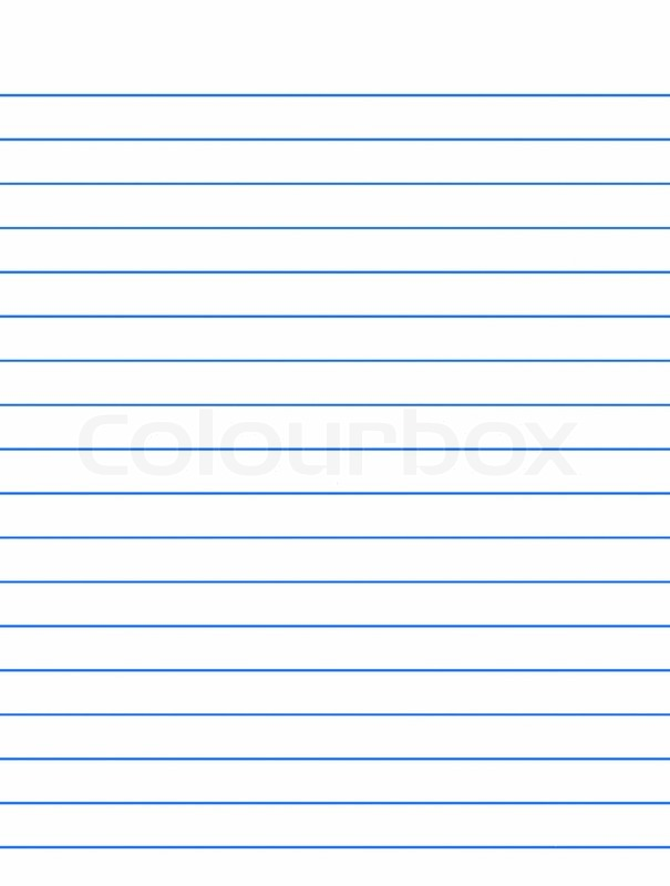 Blank sheet of paper to write on online