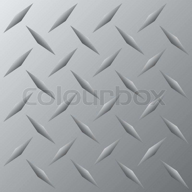 Ein silber metallic riffelblech textur fliesen nahtlos in - Metallic fliesen ...