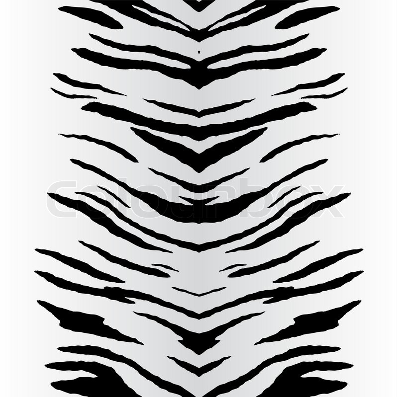 zebra stripe pattern that tiles seamlessly as a pattern in any rh colourbox com vector zebra pattern for illustrator zebra pattern vector free download