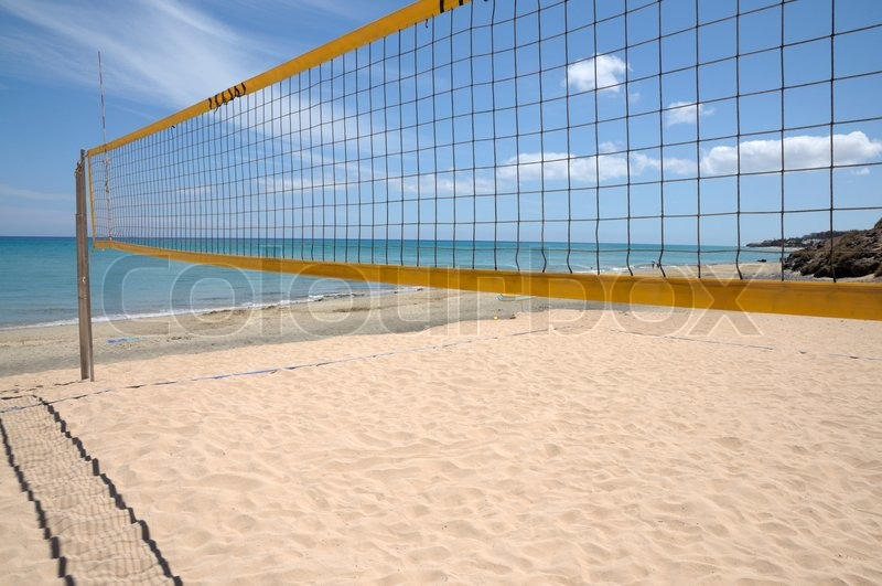 Beach Volleyball Net Background | www.pixshark.com ...