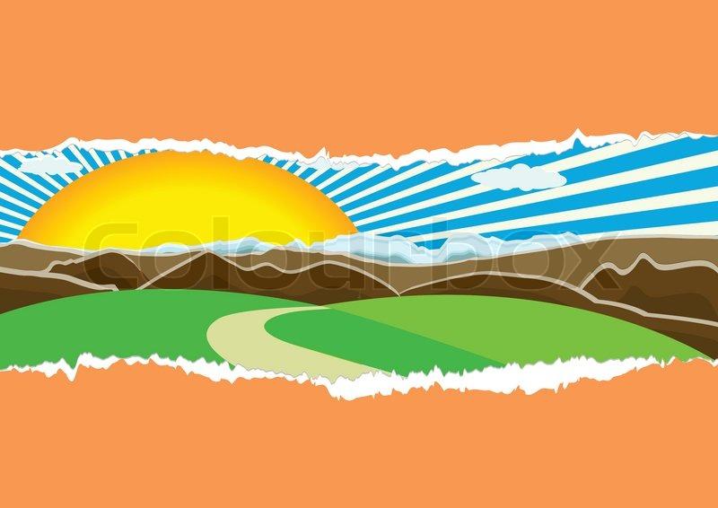vector clip art nature - photo #50