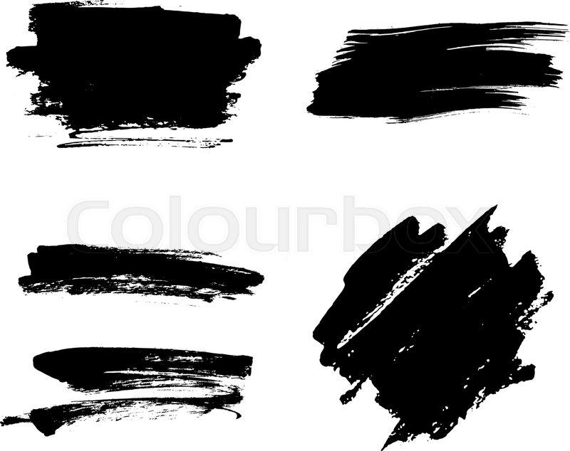 eda814c4dadb Set of black paint