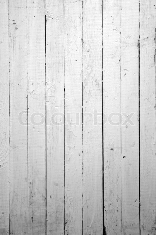 The Background Of Weathered White Stock Photo