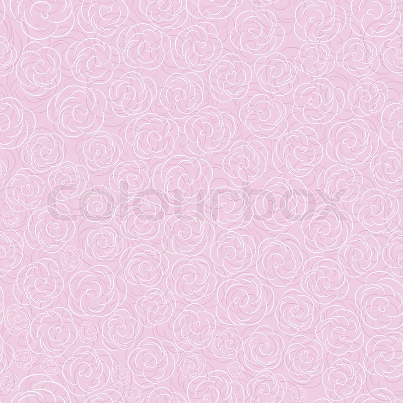 rosa vektor nahtlose hintergrund blumenmuster floral stoff vintage tapete h bsch kulisse. Black Bedroom Furniture Sets. Home Design Ideas