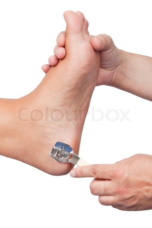foot callus soak