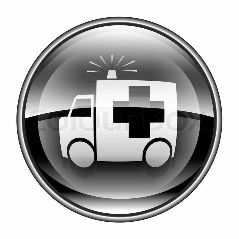 Erste-Hilfe- Symbol Eis, isoliert auf weißem Hintergrund ... | {Erste hilfe symbol 87}