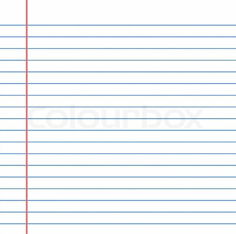 lined writing paper online
