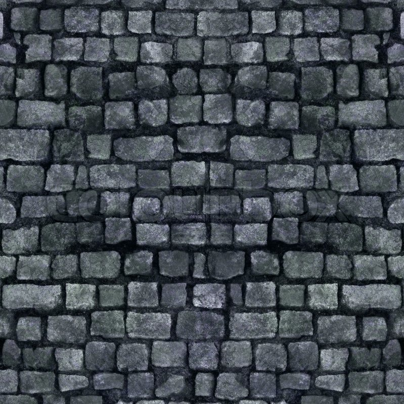 Cobblestone path pattern background Stock Photo Colourbox  D Camoflage Seamless Texture. Cobblestone Texture Seamless