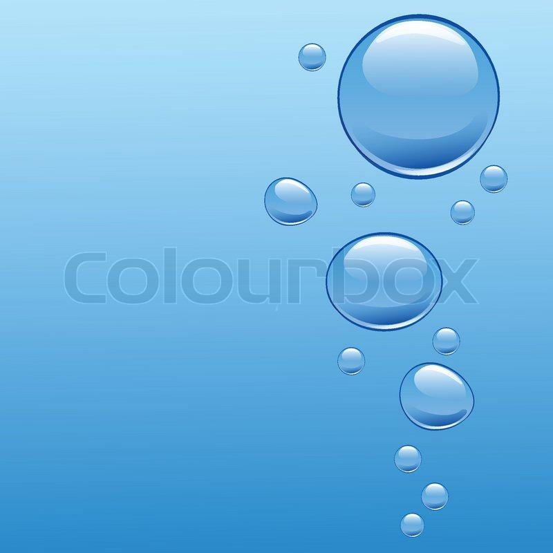 bubbles vector water - photo #33