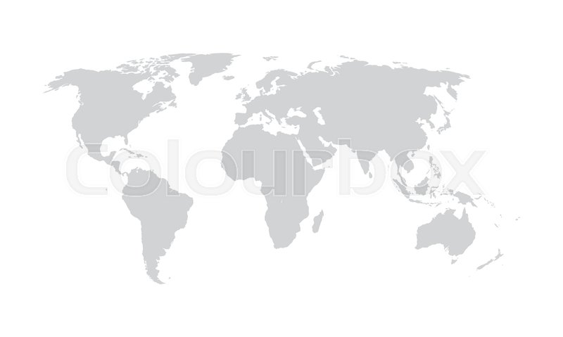 World map vector gray and white texture stock vector colourbox gumiabroncs Gallery