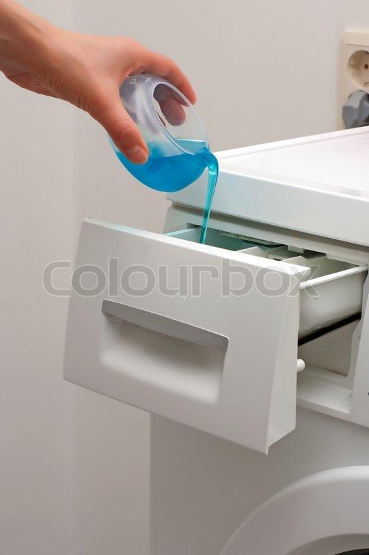 detergent for washing machine