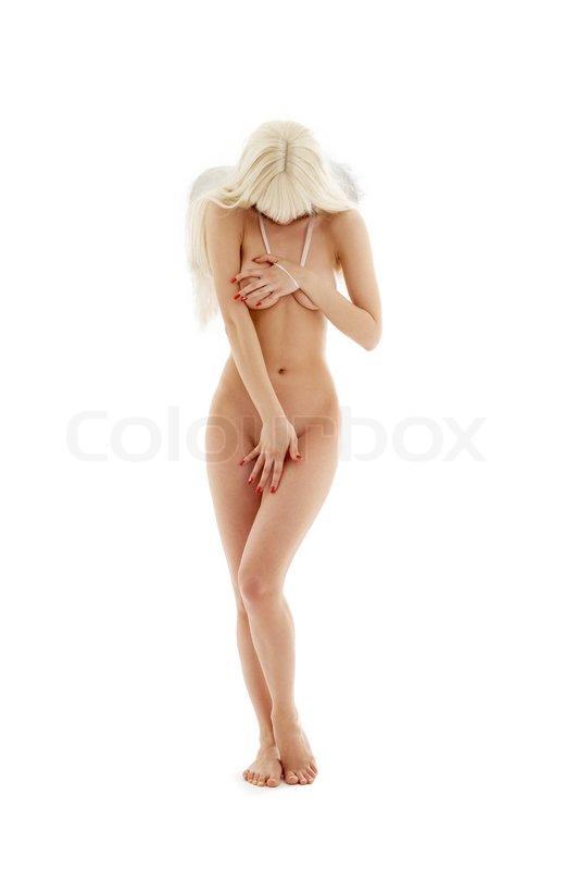 Wallpaper angel, hot, lida, nipples, puffy nipples, small tits, tiny ...