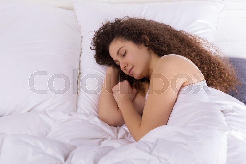 Beautiful ebony nude black women