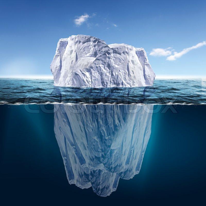 Antarktis Größe