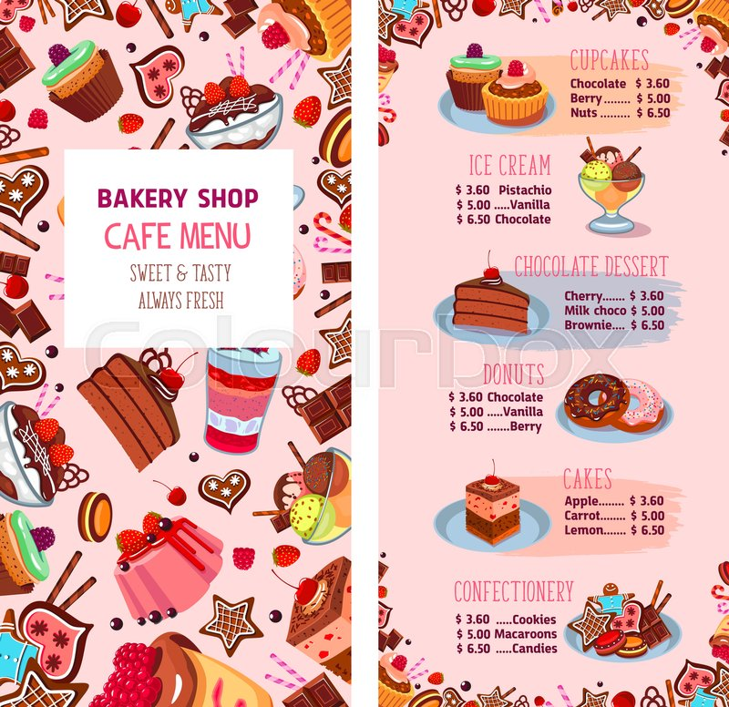 Sweet Home Cafe Menu Prices