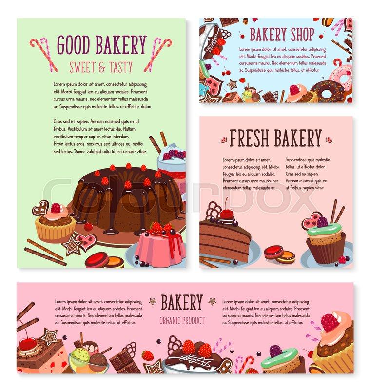 Waffle Wafer Cookies Bakery desserts menu t...