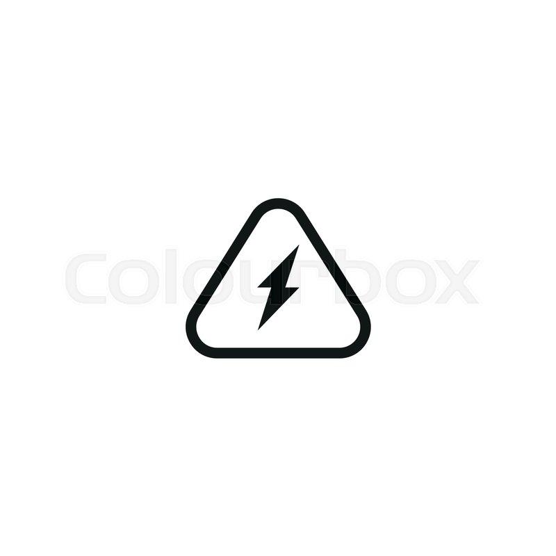 Electric Symbol Lightning  Cool Lightning Electric Power
