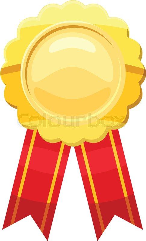 gold award ribbon icon cartoon illustration of gold award sea clipart sea clipart