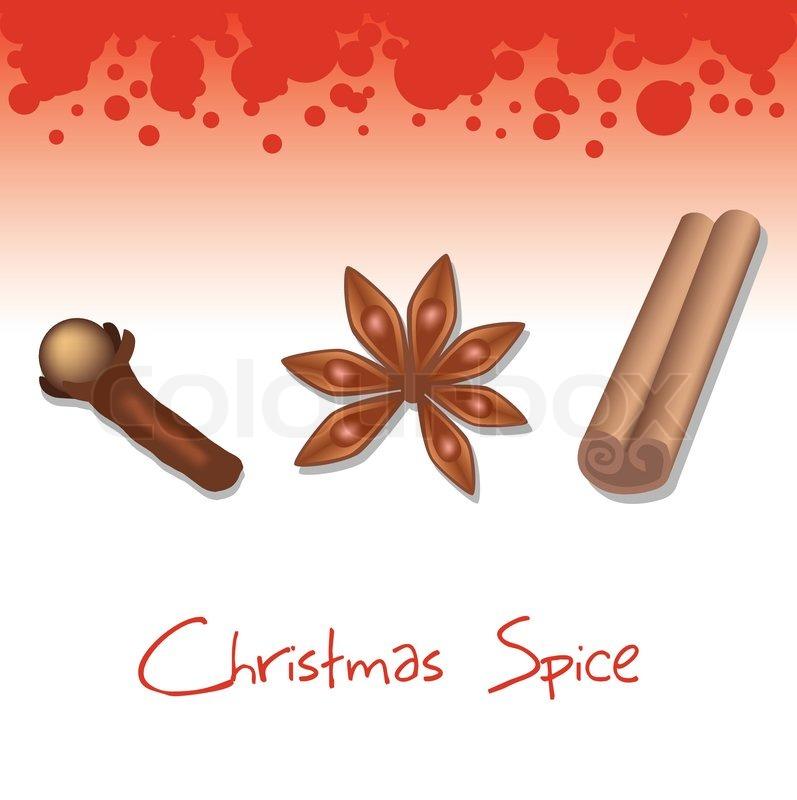 weihnachten gew rze gew rznelken sternanis und zimt. Black Bedroom Furniture Sets. Home Design Ideas