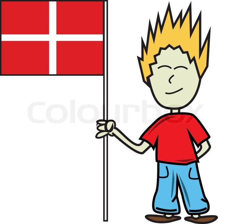 clip art flag dansk - photo #17