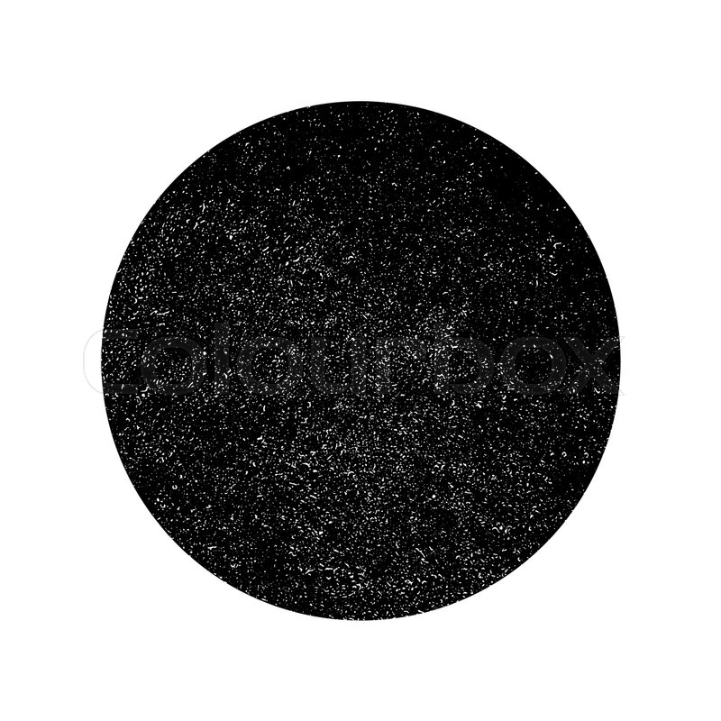 grunge monochrome circle background abstract circle texture on
