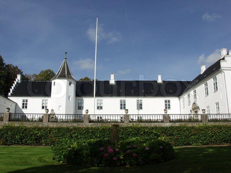 Weekendophold på slot Historisk ophold