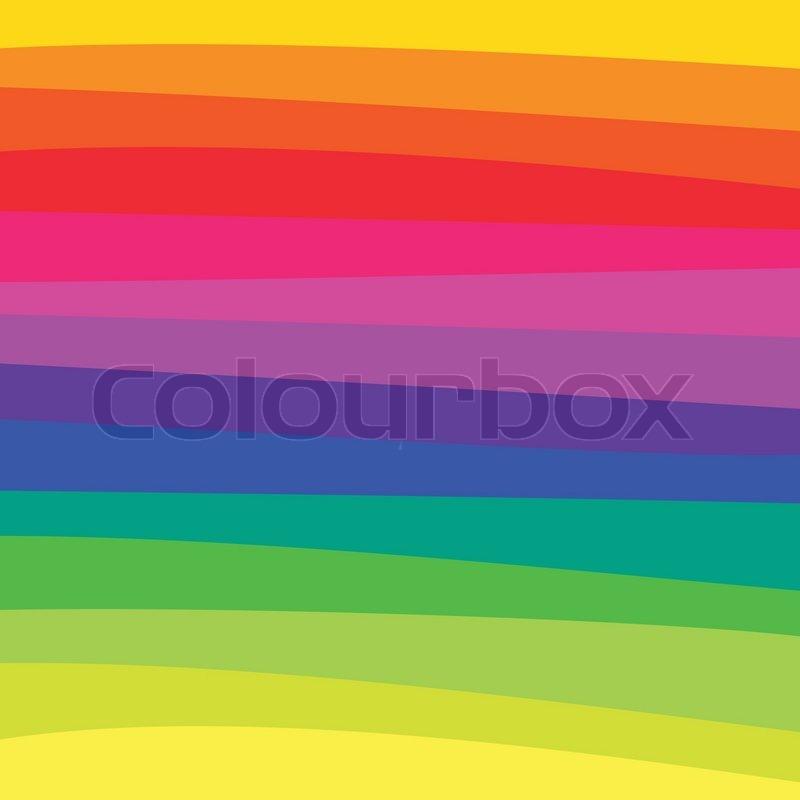 regenbogen muster bunte linien - photo #3