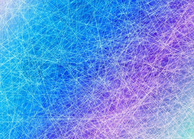 Abstract Blue And Violet Background Stock Image