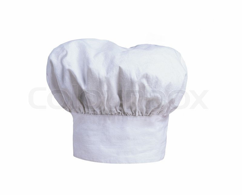 Stock image of 'Chef's Hat'
