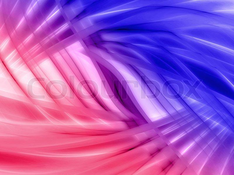 pink und blau verschwommen wellen und geschwungene linien hintergrund stockfoto colourbox. Black Bedroom Furniture Sets. Home Design Ideas