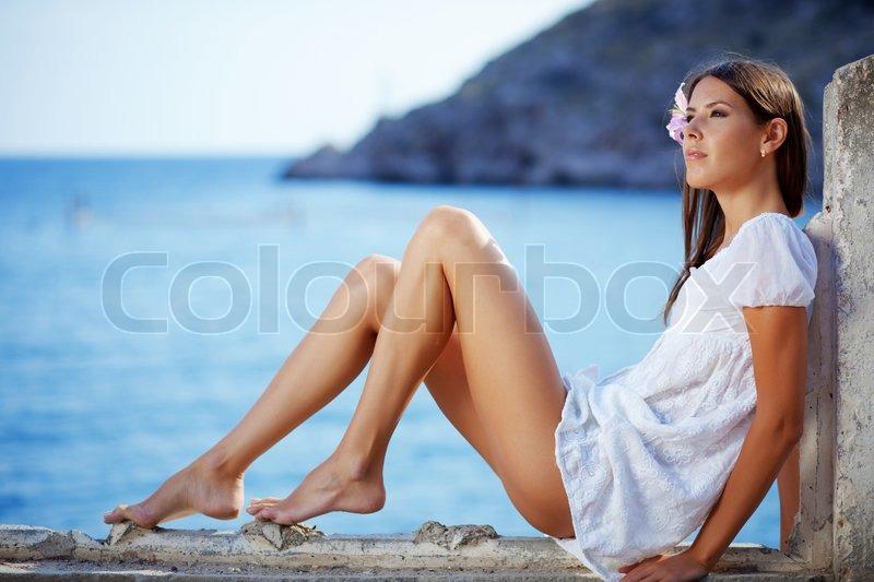 Bilder von Frauen mit großen Schenkeln
