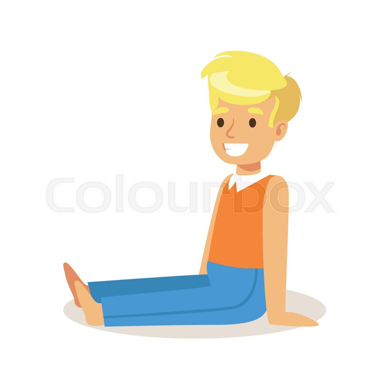 26+ Sit Cartoon Images Pics