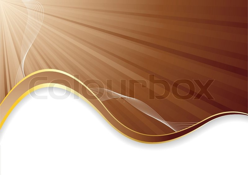 vector chocolate background clipart stock vector