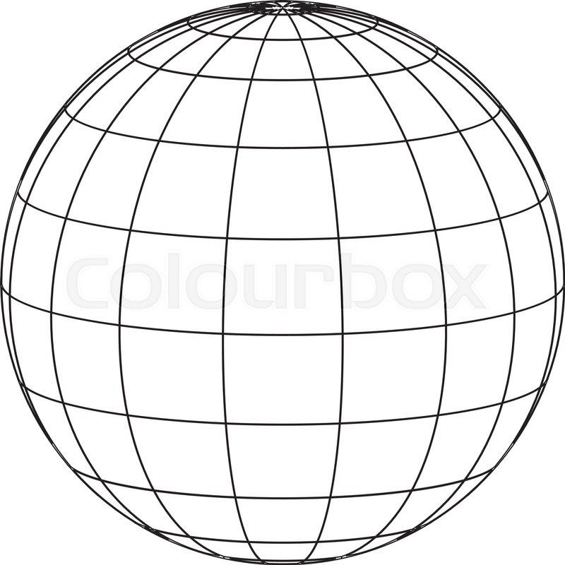 Vector Seamless Pattern Modern Line Geometric Background