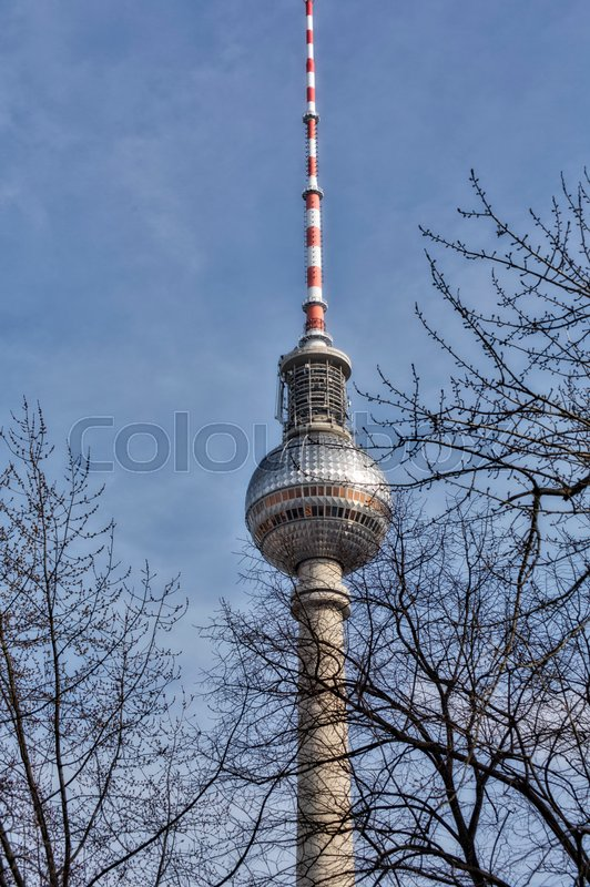 Stock foto af 'berlin, tall, sign'