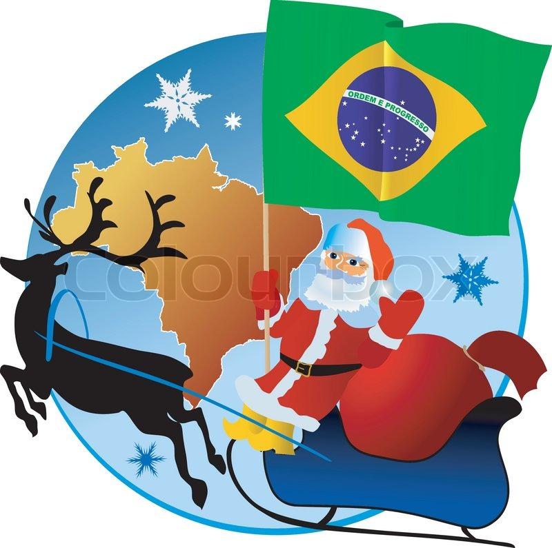 merry christmas in brazilian