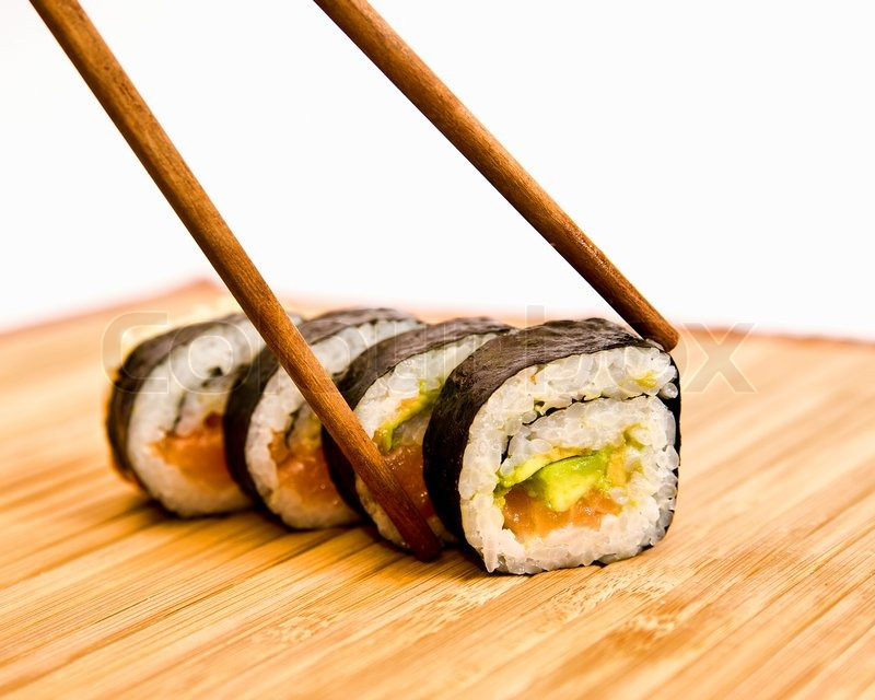 Japanese sushi traditional japanese food stock photo for Authentic japanese cuisine
