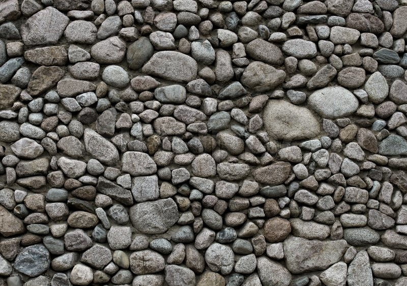 How To Build A Cobblestone Wall