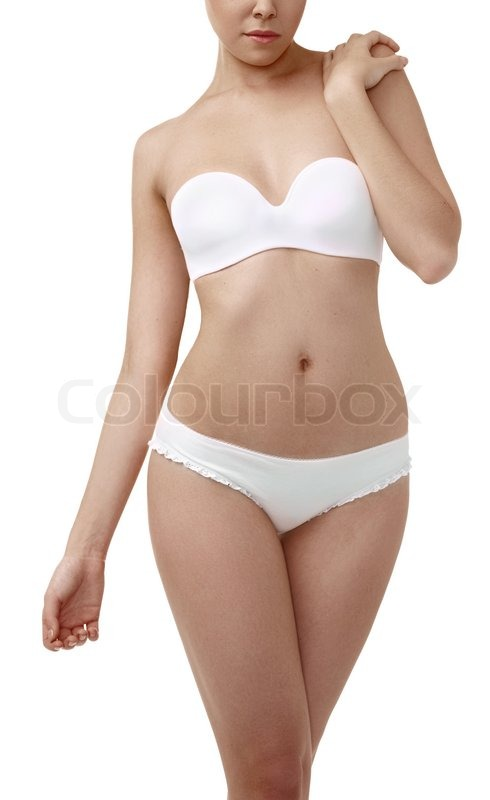 to knitrende lækker kvindelige krop