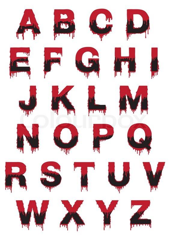 latin symbol font with drop stock vector colourbox. Black Bedroom Furniture Sets. Home Design Ideas