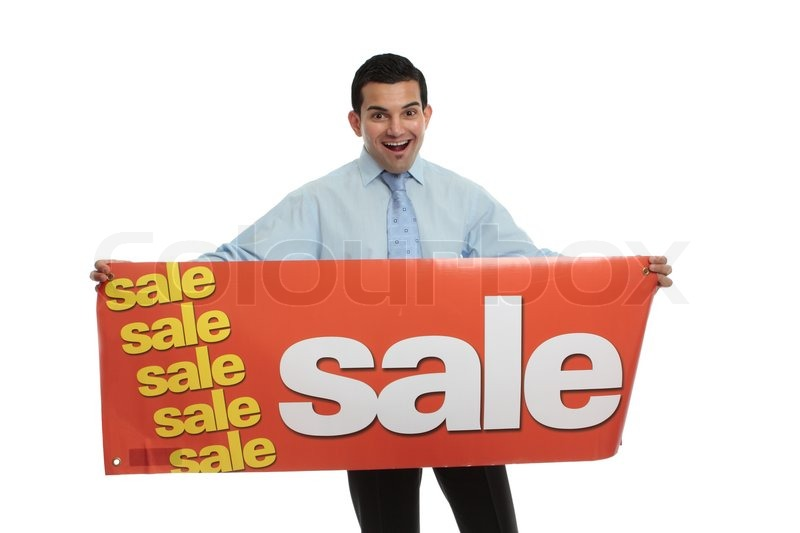 Image result for sale man