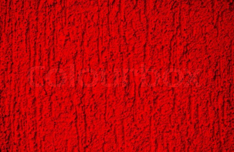 der rote hintergrund rot strukturierten putz stockfoto colourbox. Black Bedroom Furniture Sets. Home Design Ideas