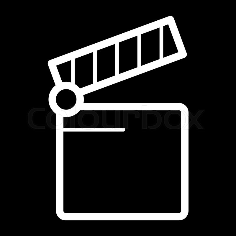 Cinema Icon Movie Icon Vector Stock Vector Colourbox Free icons of movie in various ui design styles for web, mobile, and graphic design projects. cinema icon movie icon vector