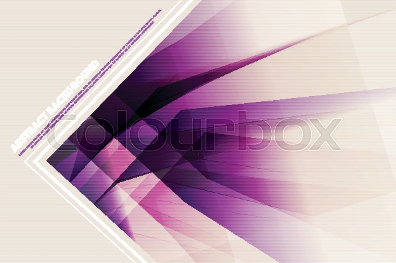 Abstract background with geometric pattern vector creative abstract background with geometric pattern vector creative abstraction over paper texture presentation banner vintage wallpaper business card layout reheart Image collections