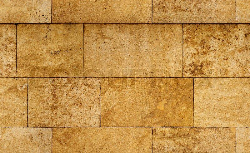 Seamless Stone Wall Texture
