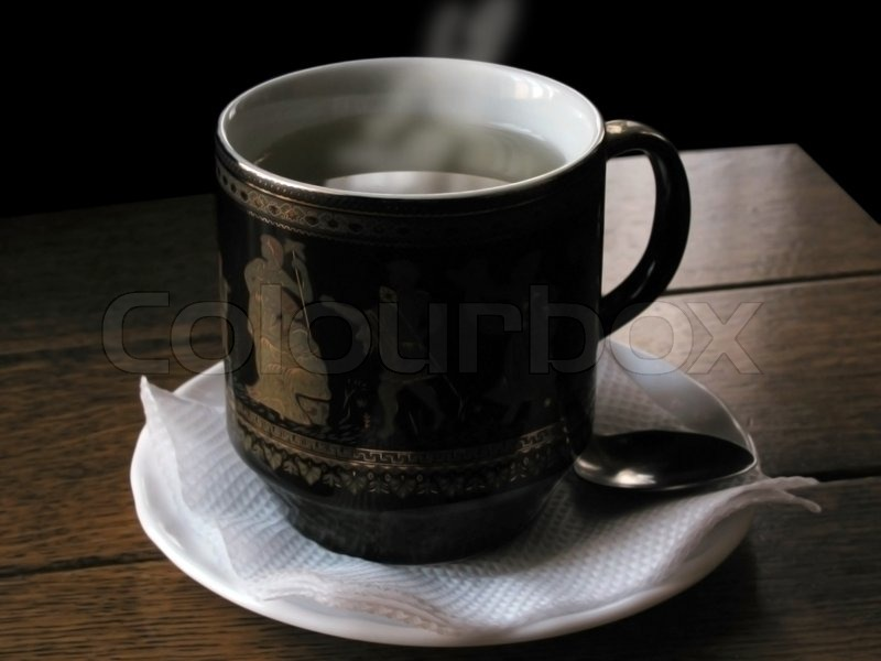 Cup of hot tea | Stock...