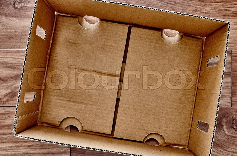 A studio photo of a fruit and vegetable box, stock photo