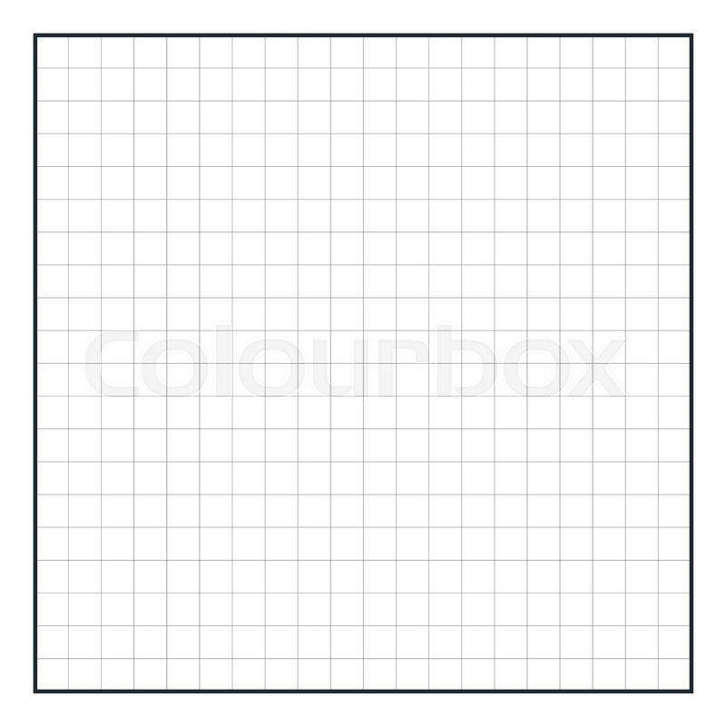 graph paper coordinate paper grid paper squared paper stock vector rh colourbox com graph paper vector art graph paper background vector